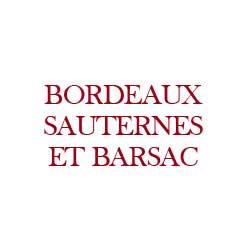 Bordeaux Sauternes et Barsac